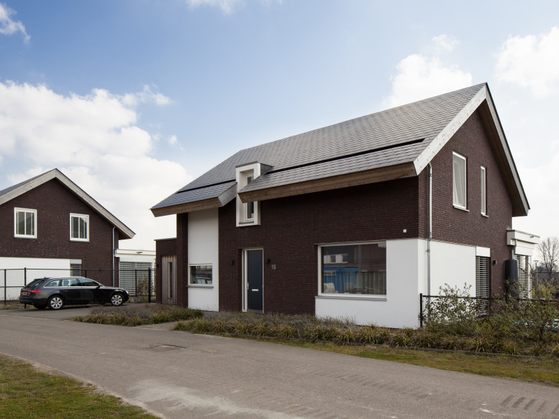 61 woningen in de duurzame wijk Velmolen Buiten te Uden