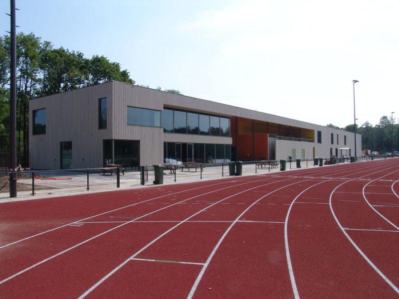 Atletiekaccommodatie Vught