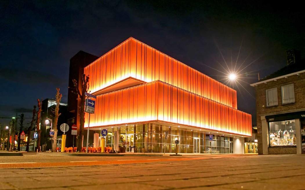 Markant Uden - podium voor theater & evenementen