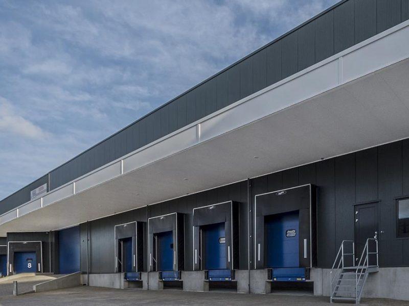 Uitbreiding EWN Eiercentrale Barneveld