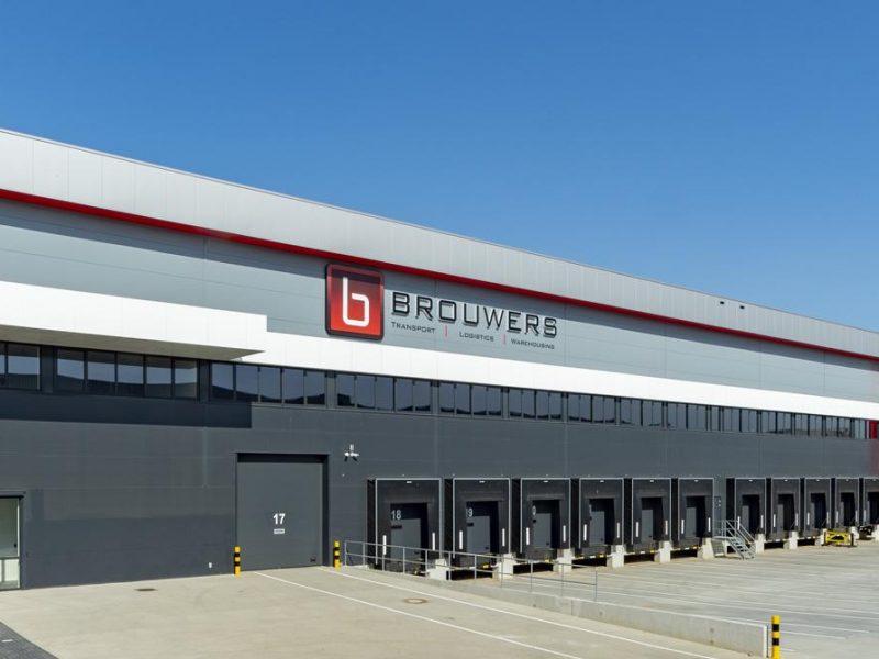 Brouwers Logistics fase 2 Den Bosch